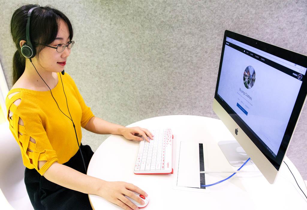 TABLET banner - Mandarin Cafe online platform